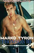 Marko Tyron Thomson III by WengOfLove