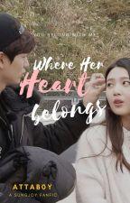 where her heart belongs | sungjoy by ATTAB0Y