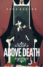 Above Death [Harrymort/Tomrry] by Kuma_Kuroko