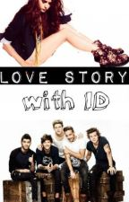 Love Story with One Direction by CarolineStories