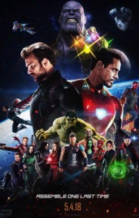 The Avengers: Infinity War - Cast Part 1 - Wattpad