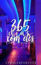 365 DIAS COM ELES    Magcon by StRaGeRfOReVeR