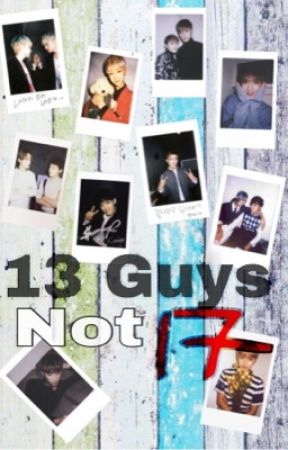 13 guys not 17 by HannySalgado