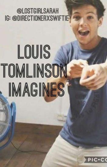 LOUIS TOMLINSON IMAGINES