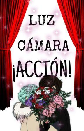 Luz, cámara, ¡Acción!   Yoonseok   by PoockyChu