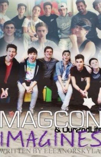 Magcon Imagines {CLOSED}
