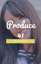 PRODUCE 41 ♤ by jiheonn