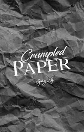 Crumpled Paper → (Poetry) by Geeky_G
