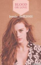 Blood Or Love - Klaus Mikleason by jessie_bell2001