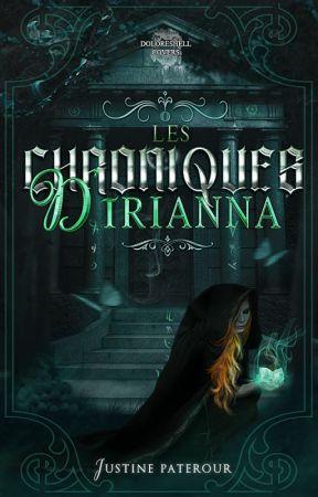 Les Chroniques d'Irianna by JustinePatrour