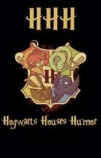 HHH: Hogwarts Houses Humor by Teresa_paradiso