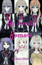 As irmãs Komori  by Sarah_Vitoria06