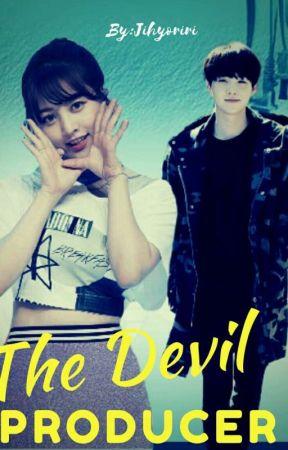 The Devil Producer (Min Yoongi)  by JihyoRiRi