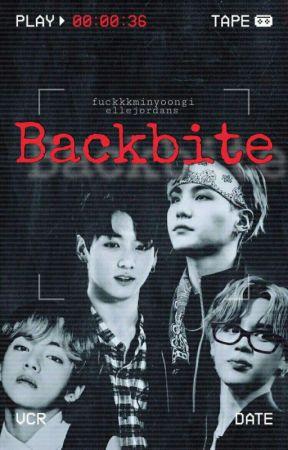 Backbite; taekook|yoonmin by fuckkkminyoongi