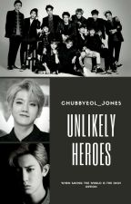 Unlikely Heroes (Chanbaek / Baekyeol) by chubbyeol_jones