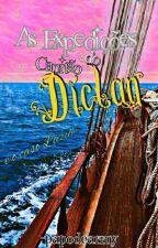 As Expedições do Capitão Díclan e o Caso Lazúli by papodearmy