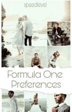 Formula One Preferences by speedlevel