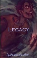 Legacy ( Discontinued ) by RainbowChild546