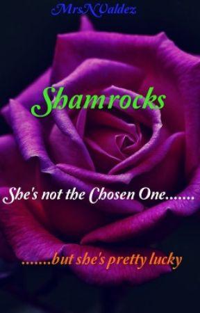 Shamrocks [Seamus Finnigan] by MrsNValdez