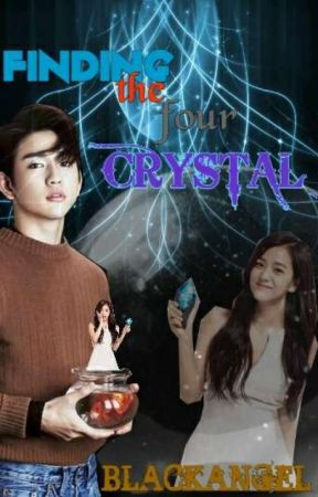 Finding the 4 crystal(COMPLETED) by jhaira_12