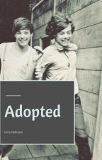 Adopted - Larry Stylinson by rainbow_hersh