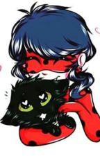 Un gatto per Marinette by user55937123