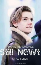 Still Newt    Newtmas by DariaHerondale