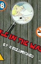 Hole in the Wall [SasuNaru] by KoizumiShou