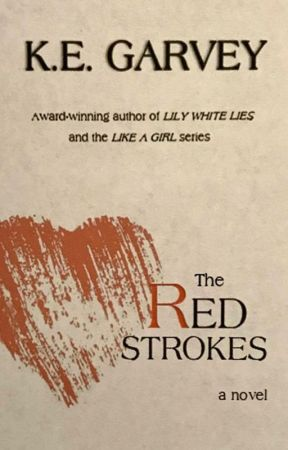 The Red Strokes by kegarvey