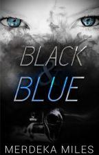Black & Blue by melaka89