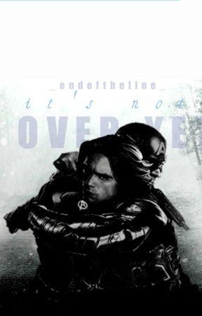 It's Not Over Yet   FANART by _endoftheline_