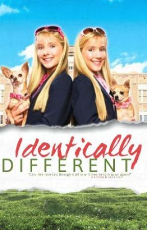 Identically Different by StarLyla