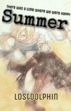 Summer -- Nalu by LostDolphin