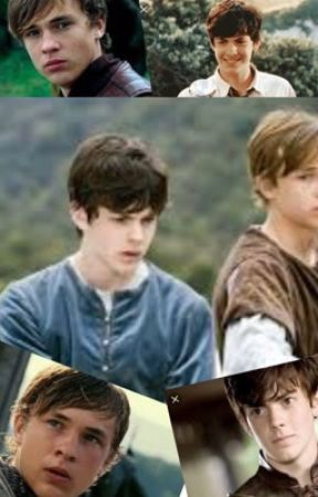 Edmund & Peter Pevensie Imagines and Preferences by maddy3314