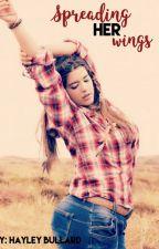 Spreading her wings by HayleyBullard