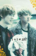 1 + 1 = ¿3? // HunHan by weareone_inamillion