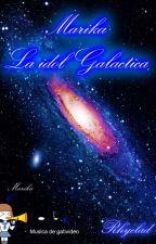Marika: La idol galactica by rhyelad