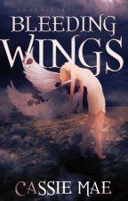 Bleeding Wings by CazziMae