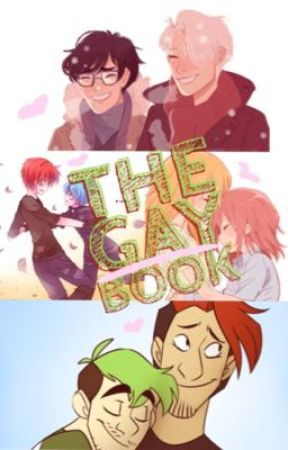 The Gay Book  by Nayrue9200