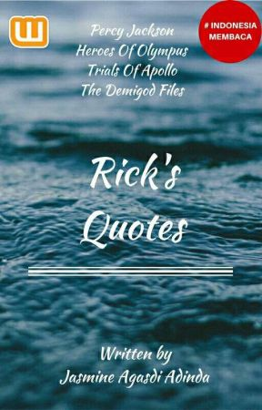 quotes from rick riordan s story heroes of olympus blood