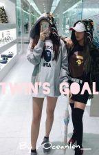 TWIN's Goal by OceanLen_