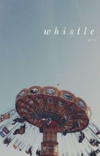 whistle | bts by jiminberry