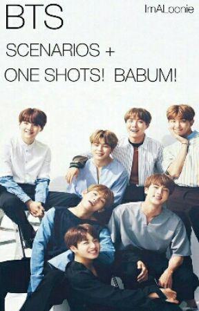 BTS TEXTS + SCENARIOS! BABUM! by ImALoonie
