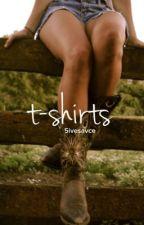 t-shirts • grier by beltingluke