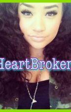 HeartBroken (Princeton Love Story) by OmgGirlzBeauty