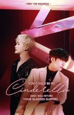 [Shortfic | Hyungwonho] You could be my Cinderella by preythemadness