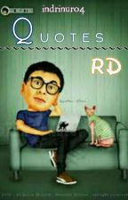 Quotes Raditya Dika by indrinur04