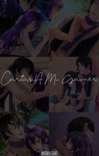 Cartas A Mi Gamer ;; cdm by BadGyalYvy