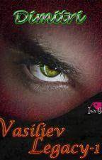 Dimitri - Vasiliev Legacy 1 by Irisboo