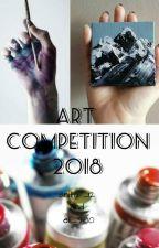 Художествено състезание 2018 / Art competition 2018 {Спряно} by anito_15